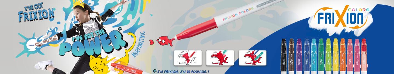 FriXion Colors - Feutres - Pilot