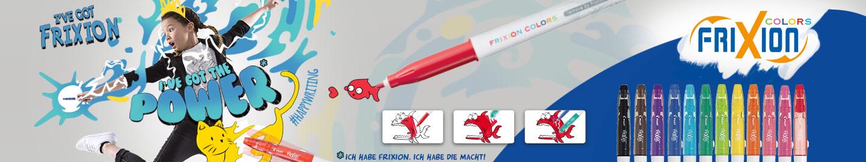 Pilot FriXion Colors Fasermaler