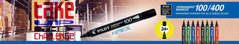 Pilot Permanent Marker