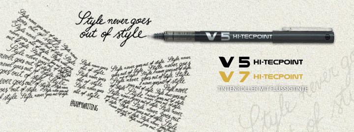 Tintenroller V5/V7 Pilot