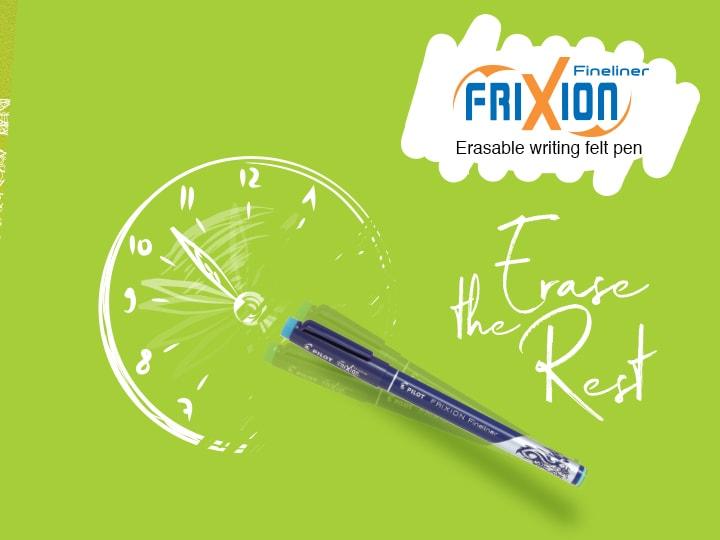 FriXion Fineliner Pilot