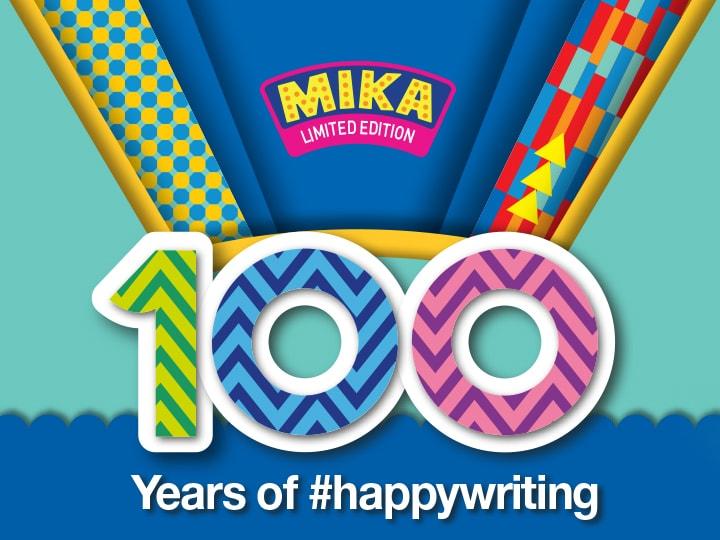 Pilot 100 jähriges mit Mika