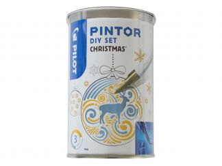 Pilot Pintor - Set DIY Christmas - MULTICOLOR - Feine Spitze