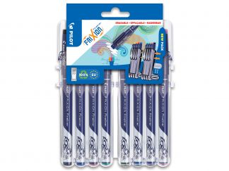 FriXion Fineliner - 8er Evolutive Set - MULTICOLOR - Feine Spitze