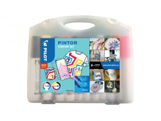 Pilot Pintor - Starter Set - MULTICOLOR - Feine / Medium Spitze