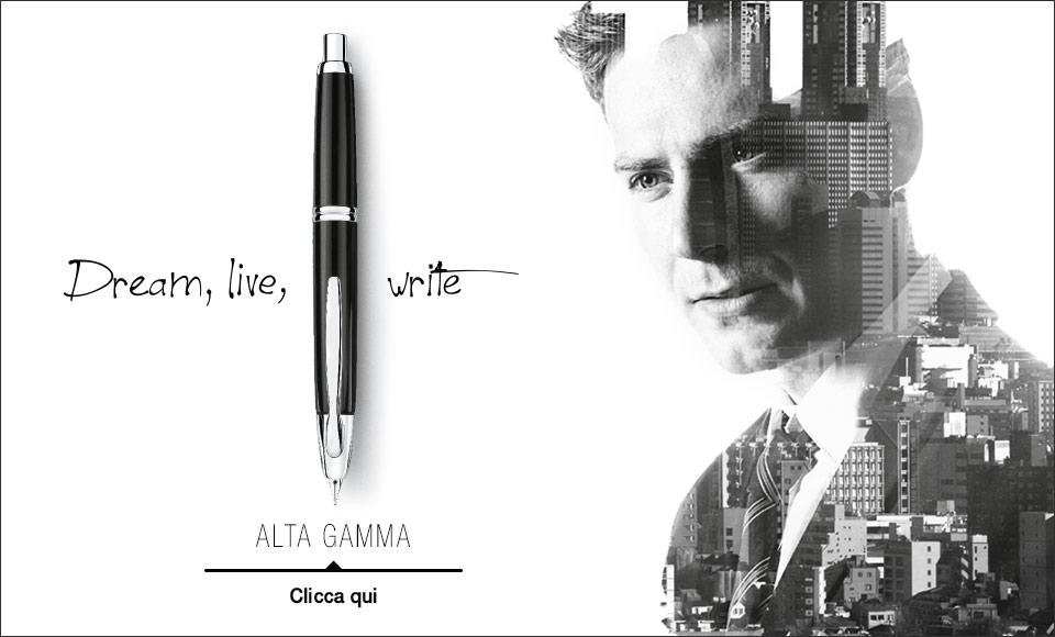 Pilot Alta gamma